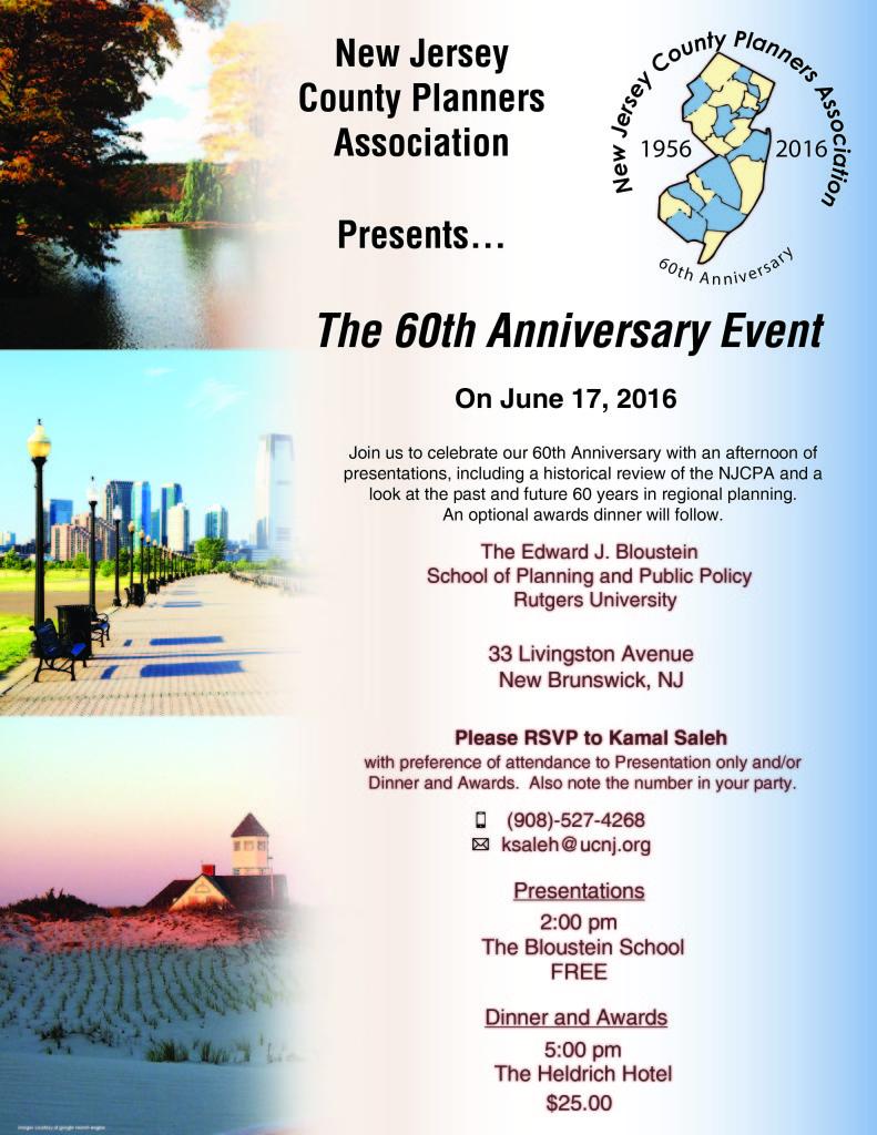 NJCPA Anniversary Event Announcement