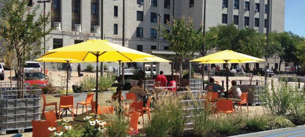 Roosevelt-Plaza-Park